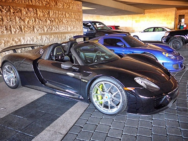I'm sorry sir, your 918 is entered in the 2025 Scottsdale sales, not 2015
