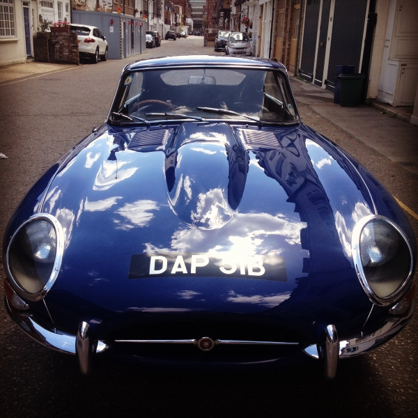 Ode to an E-type