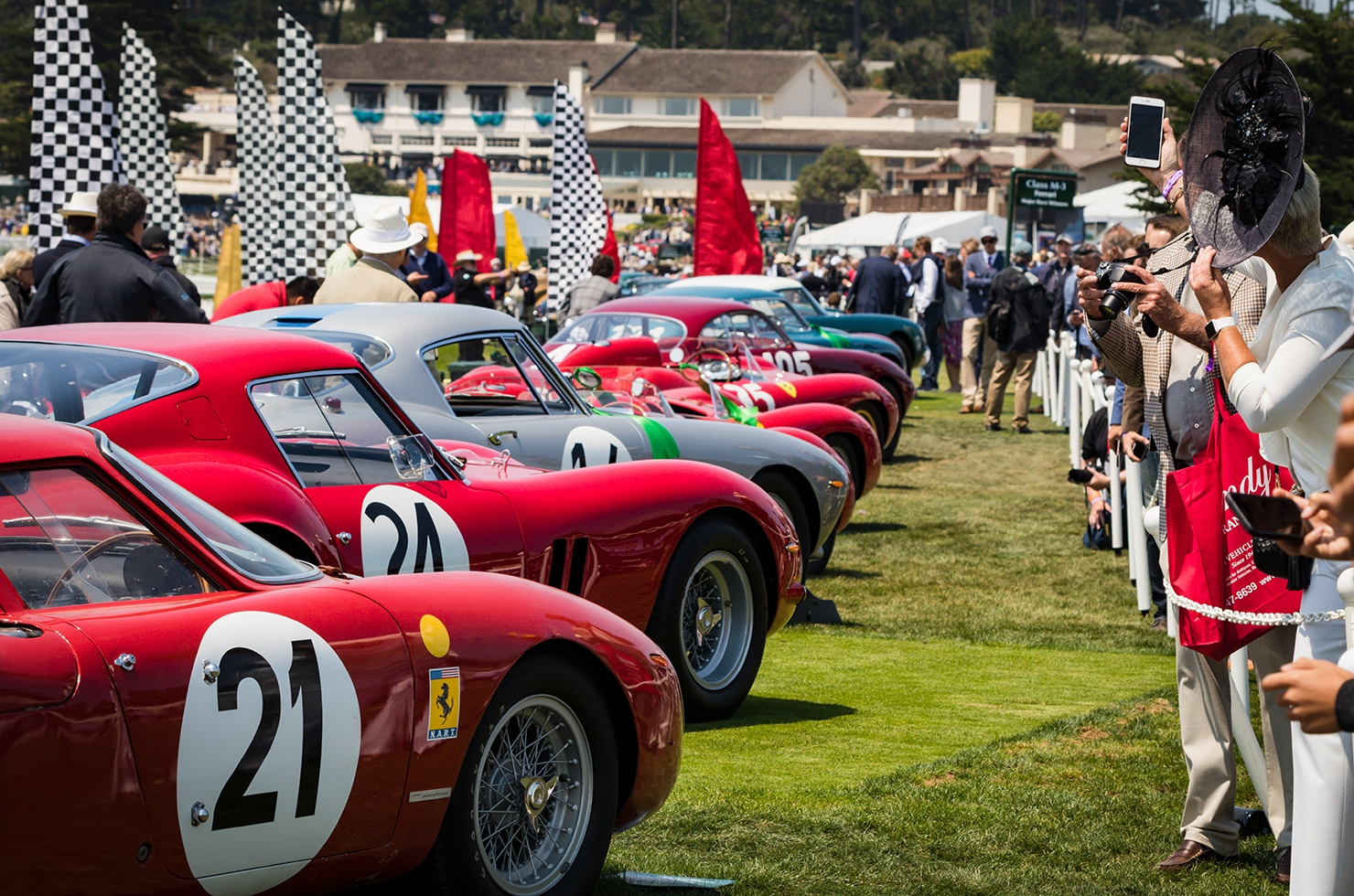 K Classic Cars Index A Guide To Classic Cars - Pebble beach car show 2018