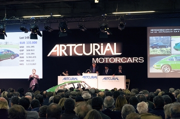 Artcurial packed 'em in at its February 2015 Paris sale - let's see what happens in 2016