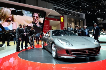 Return of classic naming for latest version of the Ferrari FF