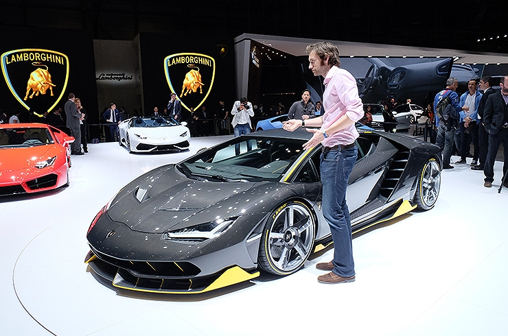 Unlike many, Evo magazine's Henry Catchpole isn't rendered speechless by Lamborghini's 759bhp Centenario