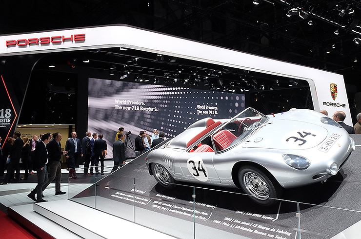 The 2016 Geneva Motor Show – A glimpse of the future?