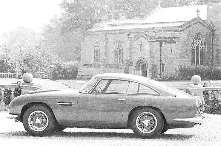 Aston Martin to announce 'continuation' DB4 GT?
