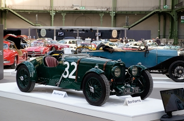 Lovely ex-Le Mans Aston Martin Ulster deservedly sold well at a mid-estimate €1.75m hammer