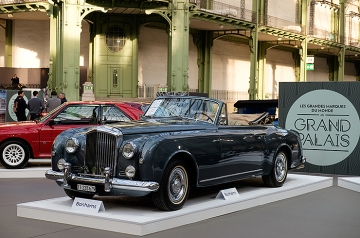 Tax implications of Swiss-based Bentley S1 Continetal Cabriolet limited final price: €1,069,500 with premium
