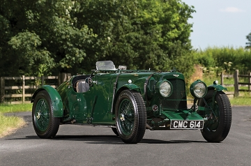 Attractive Ulster – the pinnacle of pre-War Aston Martins