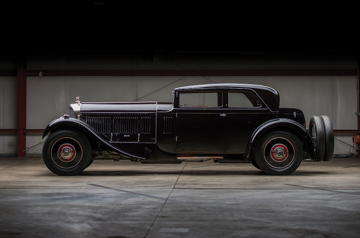 Close-coupled Bentley Speed Six by Corsica at broad estimate of $3.5m to $5.5m. The best-of-the-best in 1930 – and today
