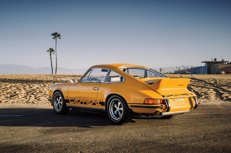 1973 Carrera RS Touring – will this one be good enough in today's demanding market?