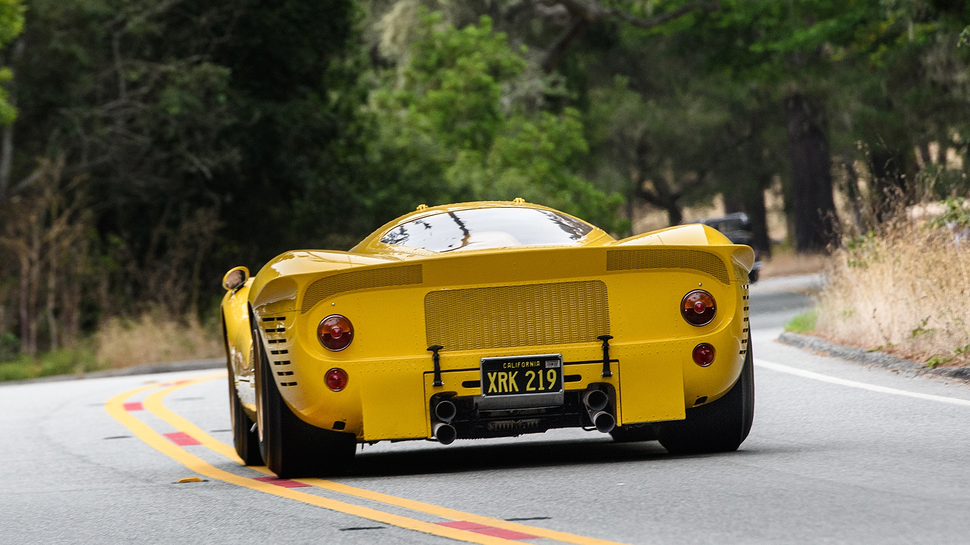 Monterey 2017: The Tour d'Elegance and news from the salerooms