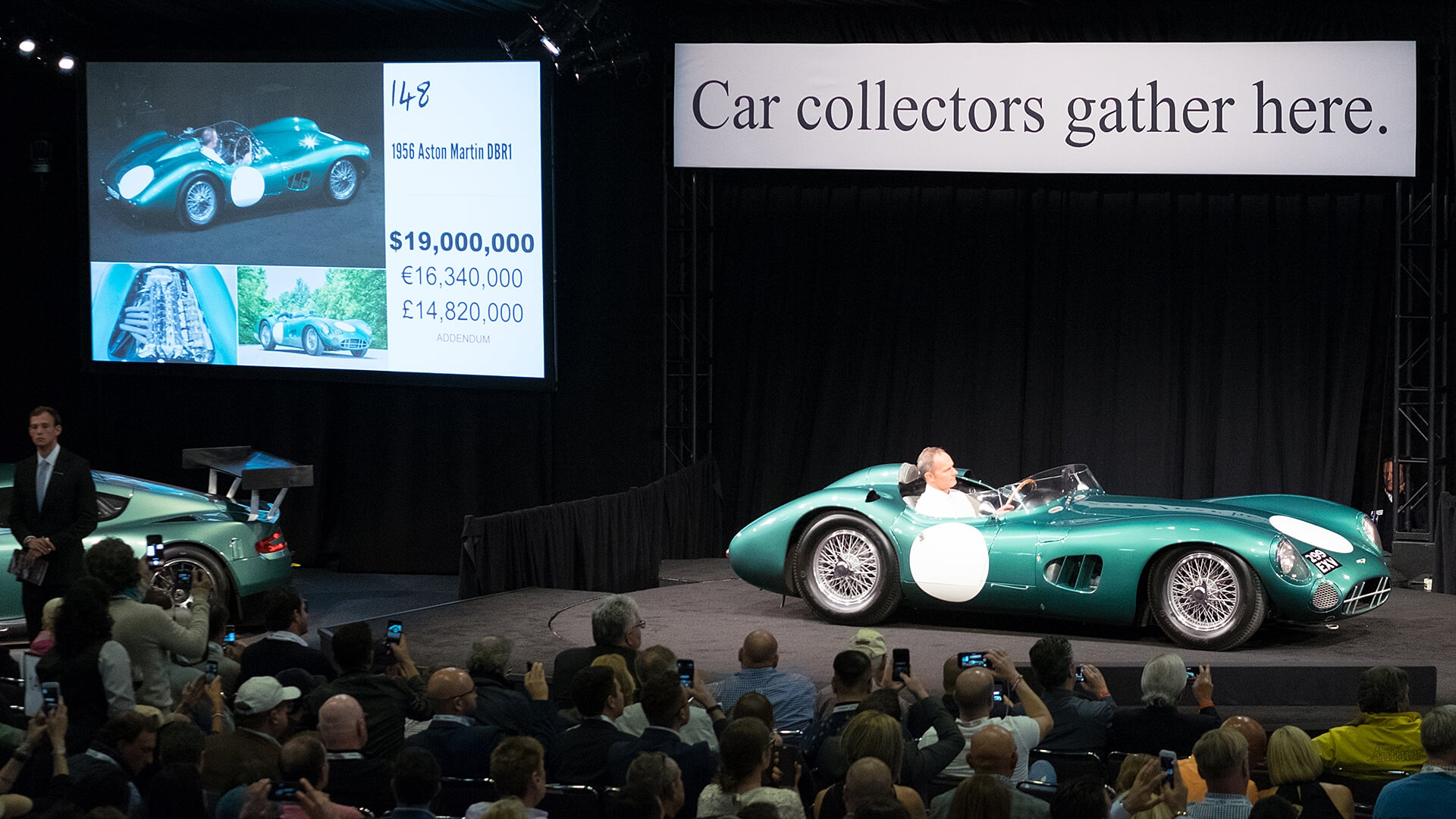 RM's $22.55m DBR1 tops the charts on first day of the Monterey Week sales