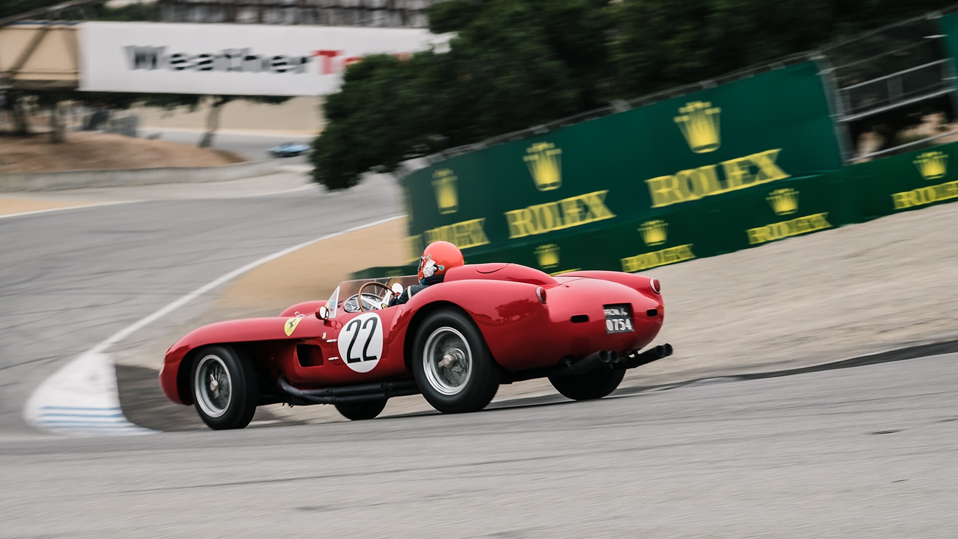 Rolex Monterey Motorsports Reunion: A day at the races