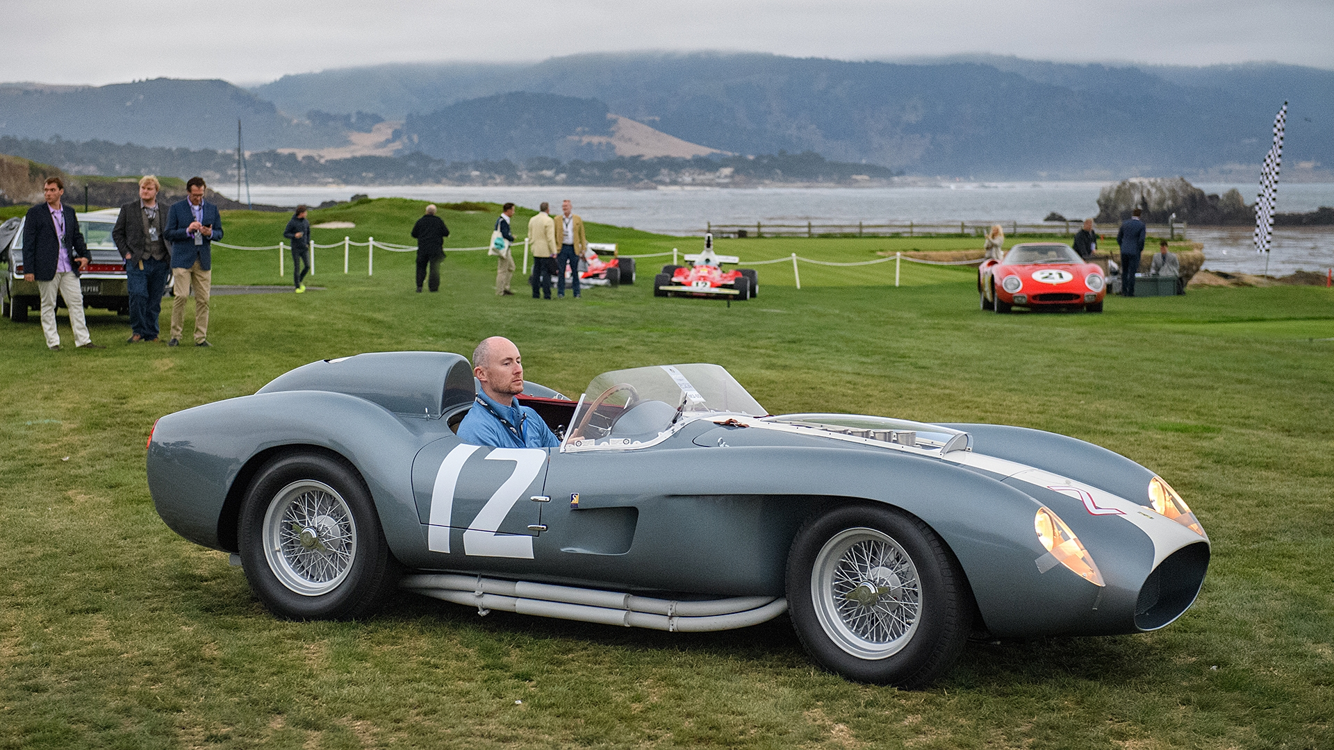2017 Pebble Beach Concours d'Elegance: Photo gallery