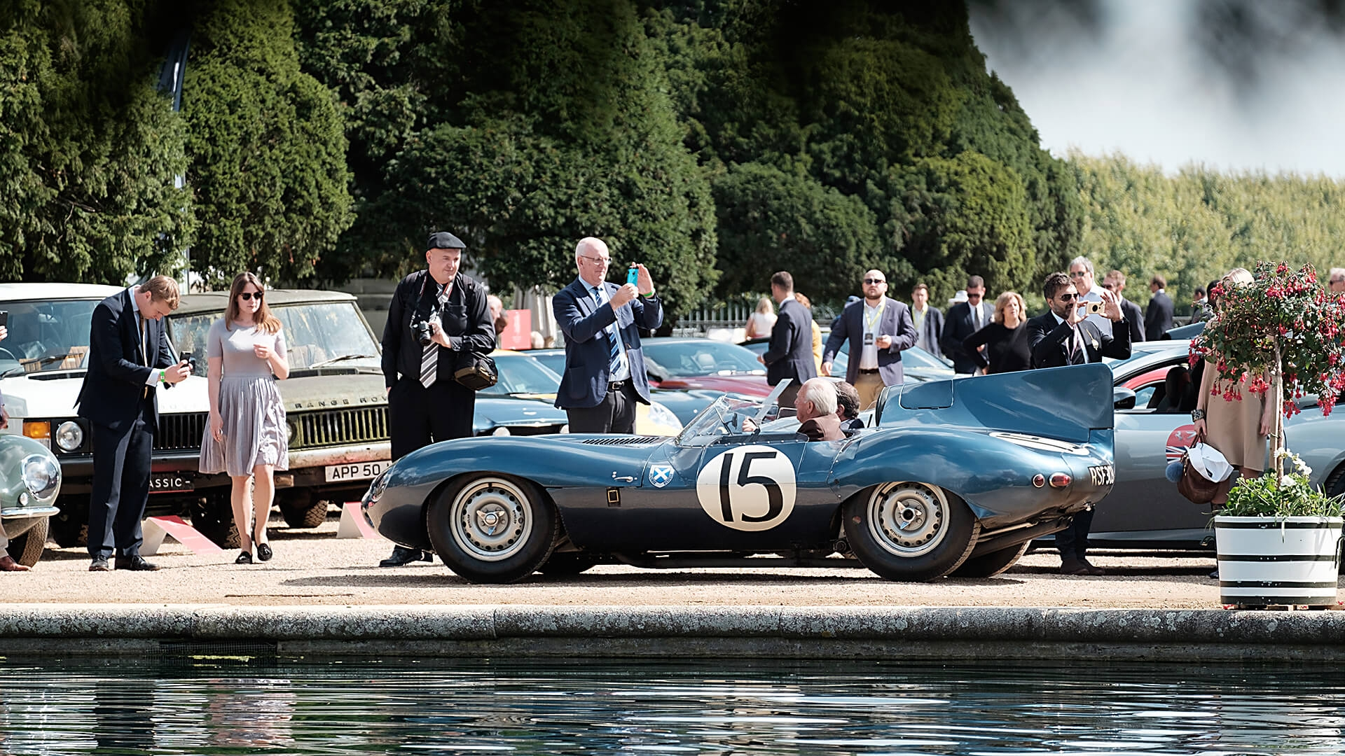 The 2017 Concours of Elegance