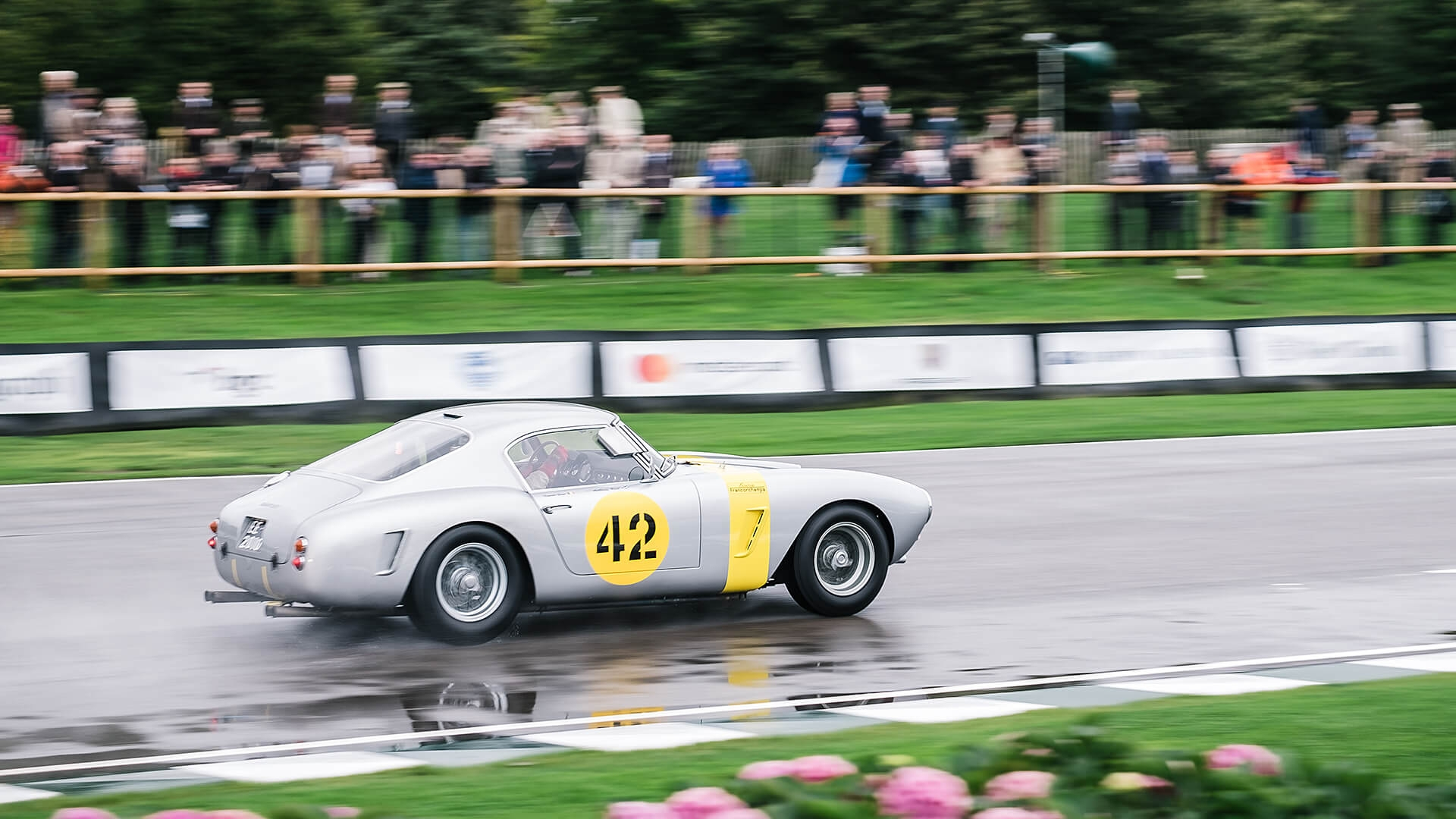 2017 Goodwood Revival: The fun starts here...