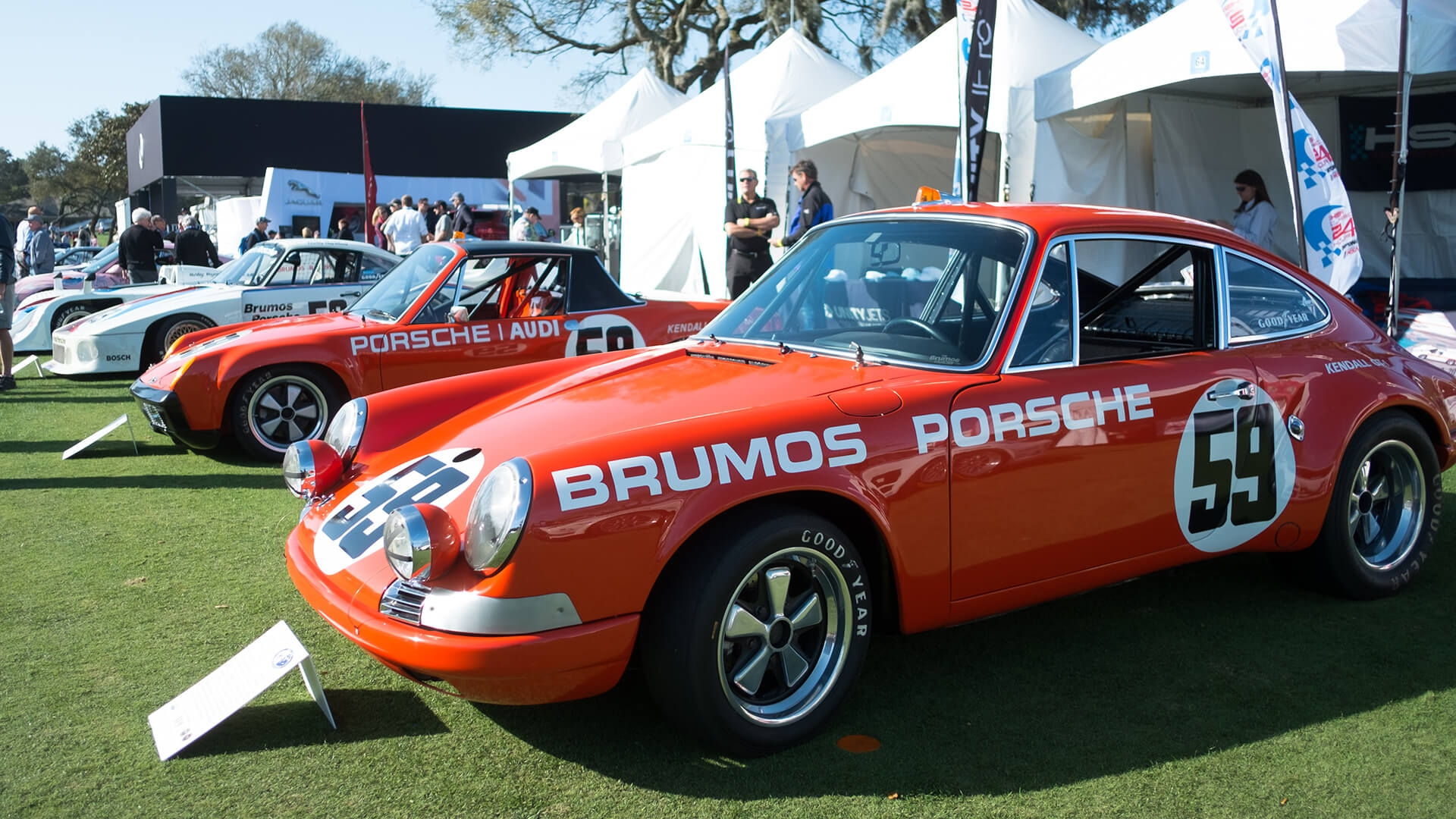 Bad weather forces Amelia Island Concours to move to Saturday