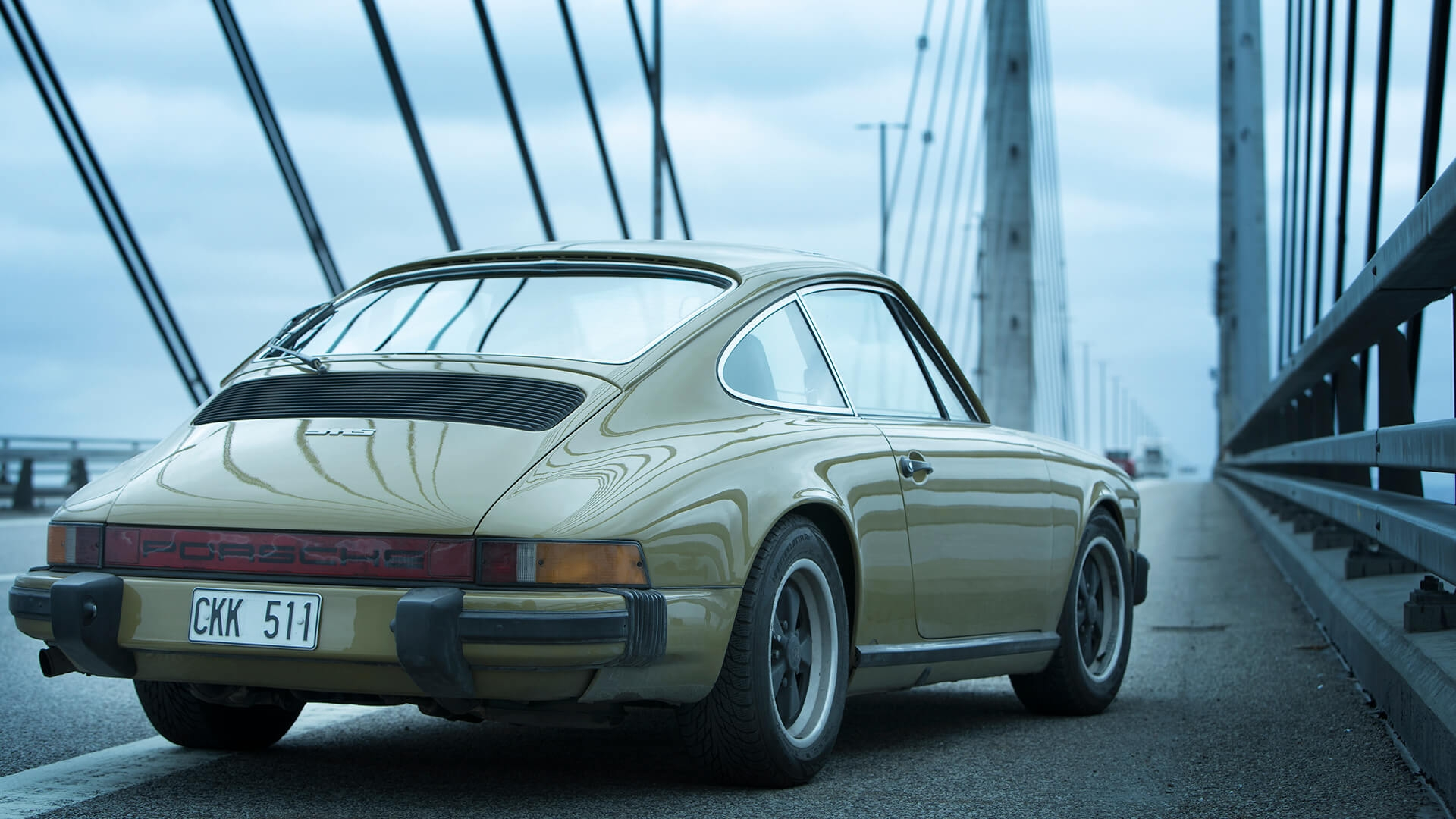Bonhams to offer 'The Bridge 911' for charity at the Goodwood Festival