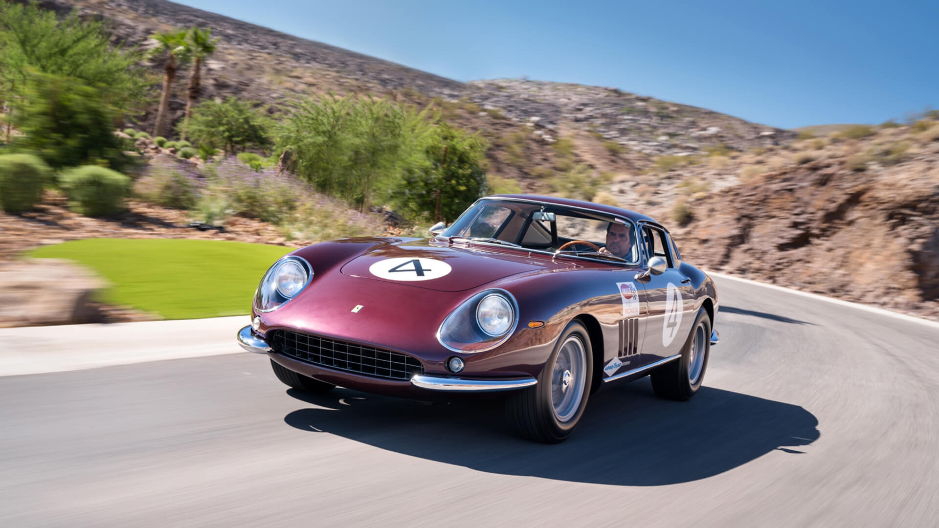 The big guns are firing: Gooding reveals top Ferraris for Pebble sale