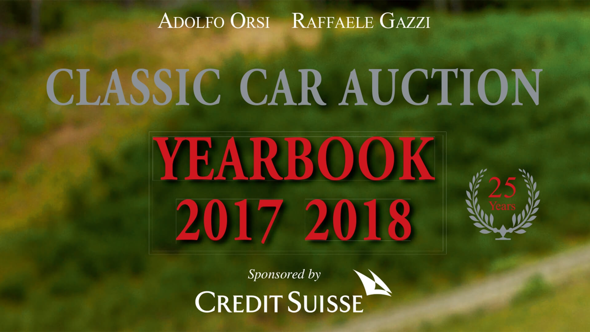 A year in retrospect: Classic Car Auction Yearbook 2017-2018