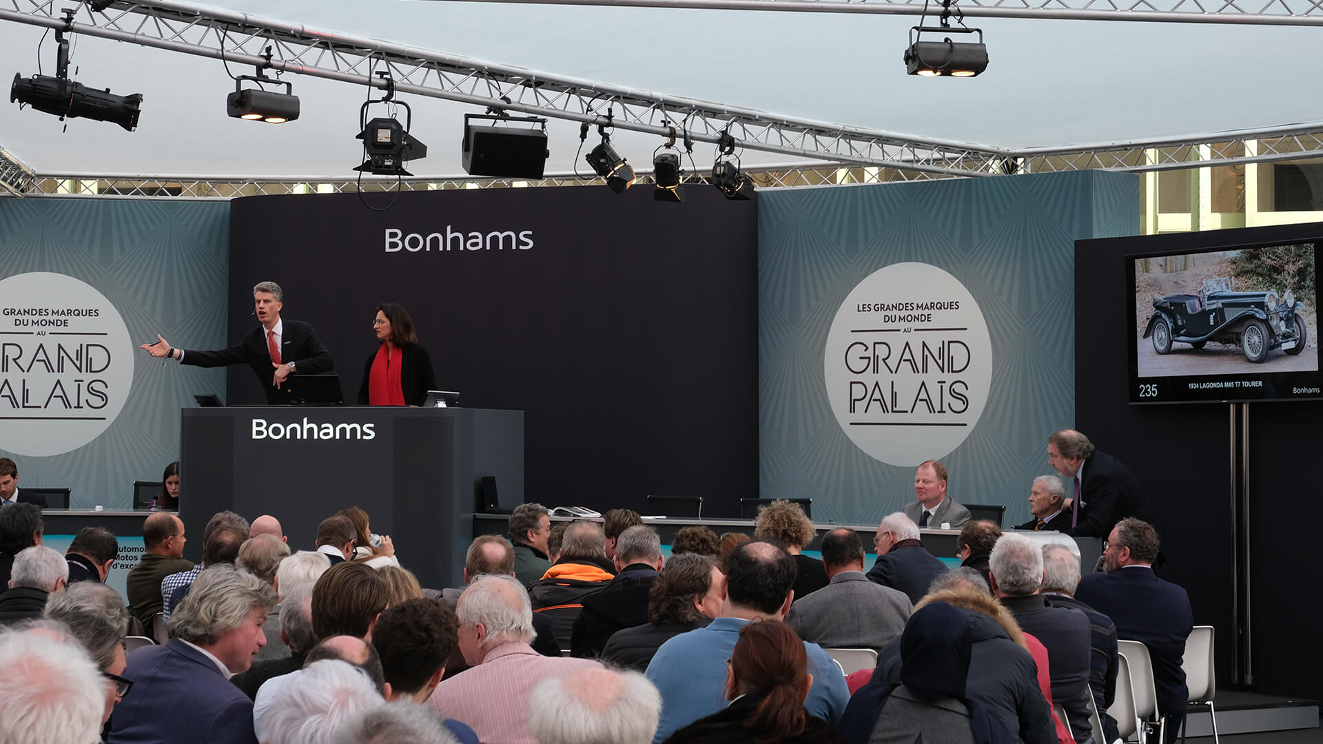 Bonhams' €11m 2019 Paris sale