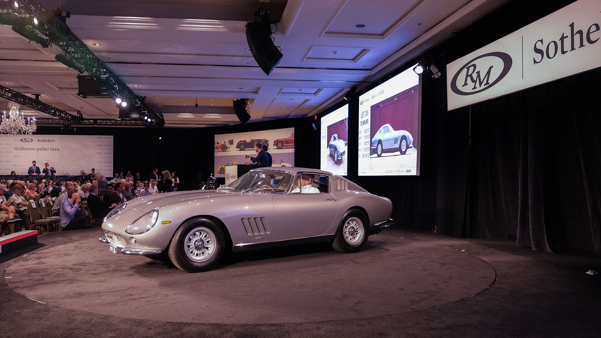 RM at Amelia Island 2019: Two-day sale set to gross $37m+