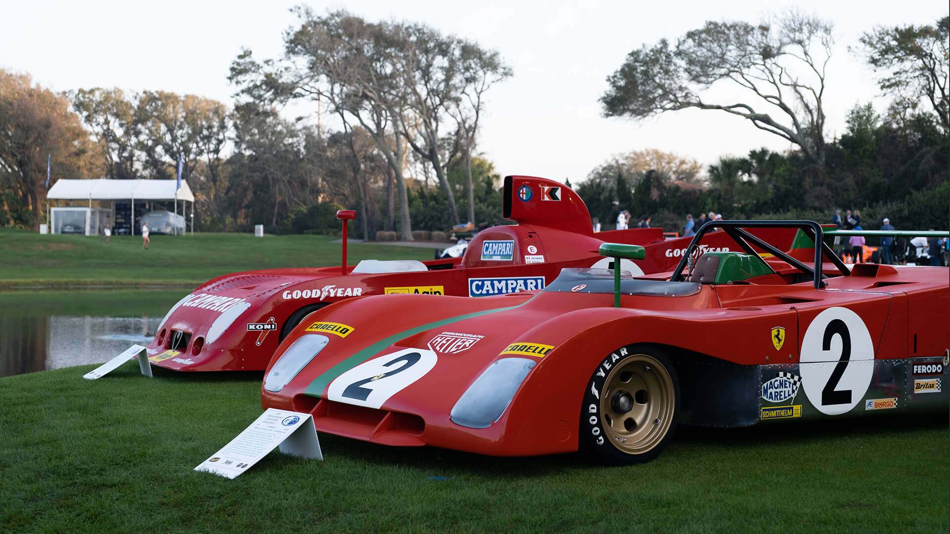 The 2019 Amelia Island Concours d'Elegance