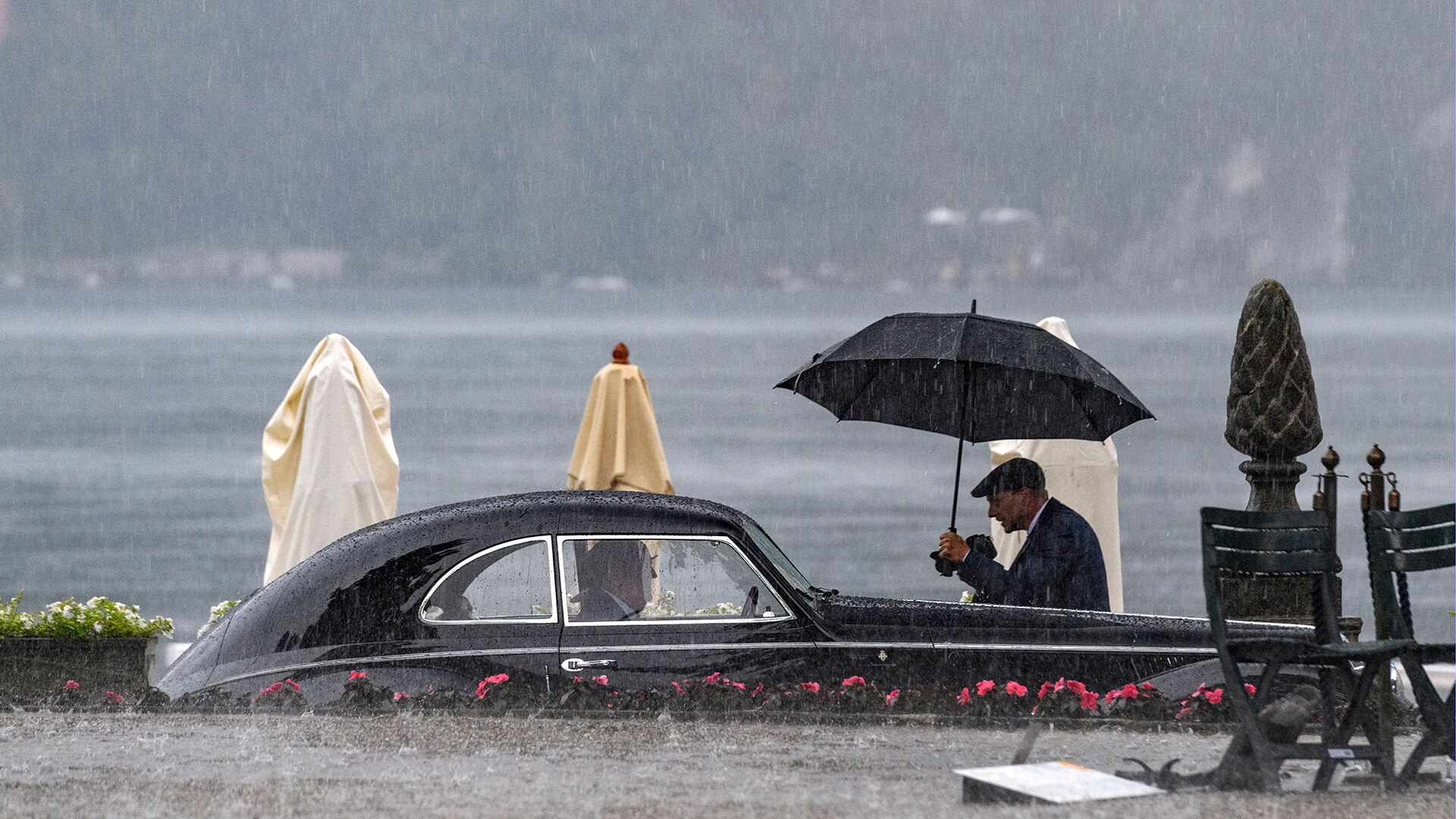 The floodgates of heaven: Villa d'Este Concorso 2019