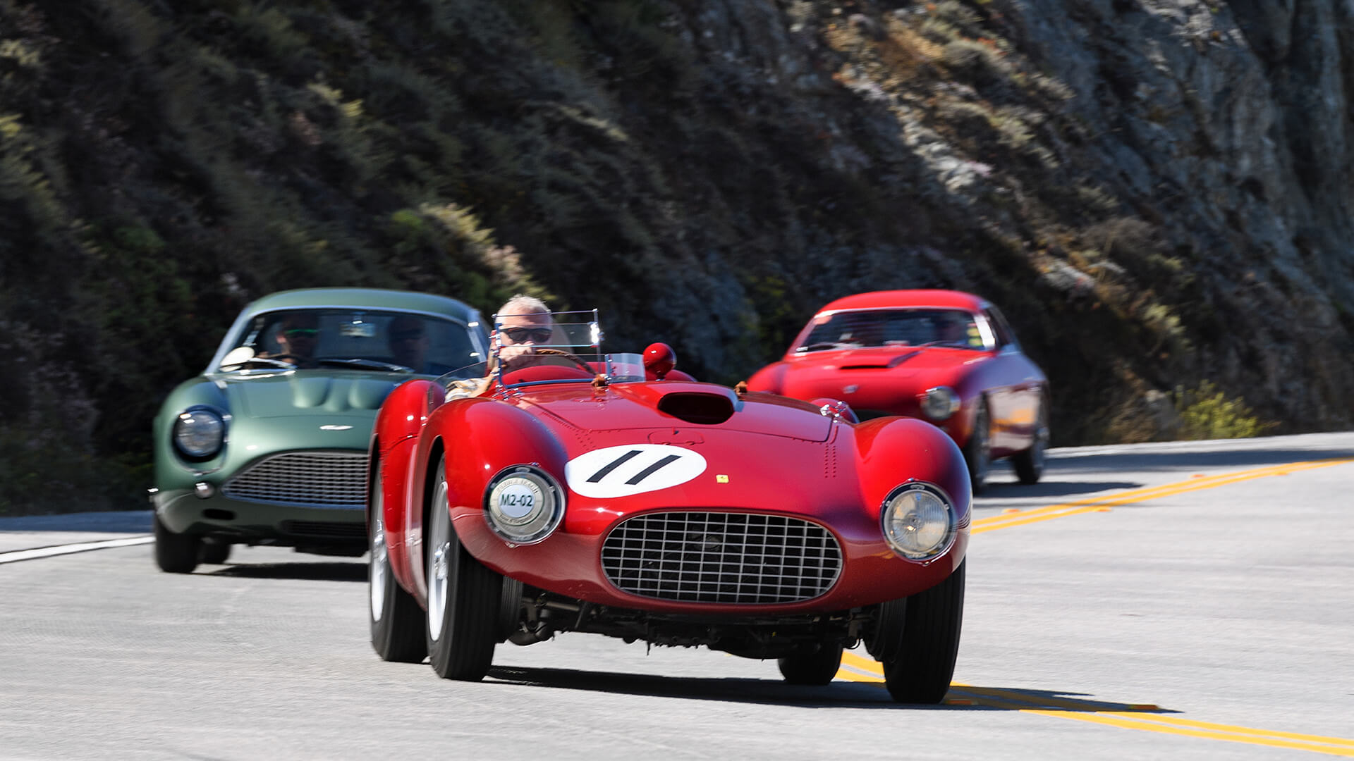 The 2019 Pebble Beach Tour d'Elegance