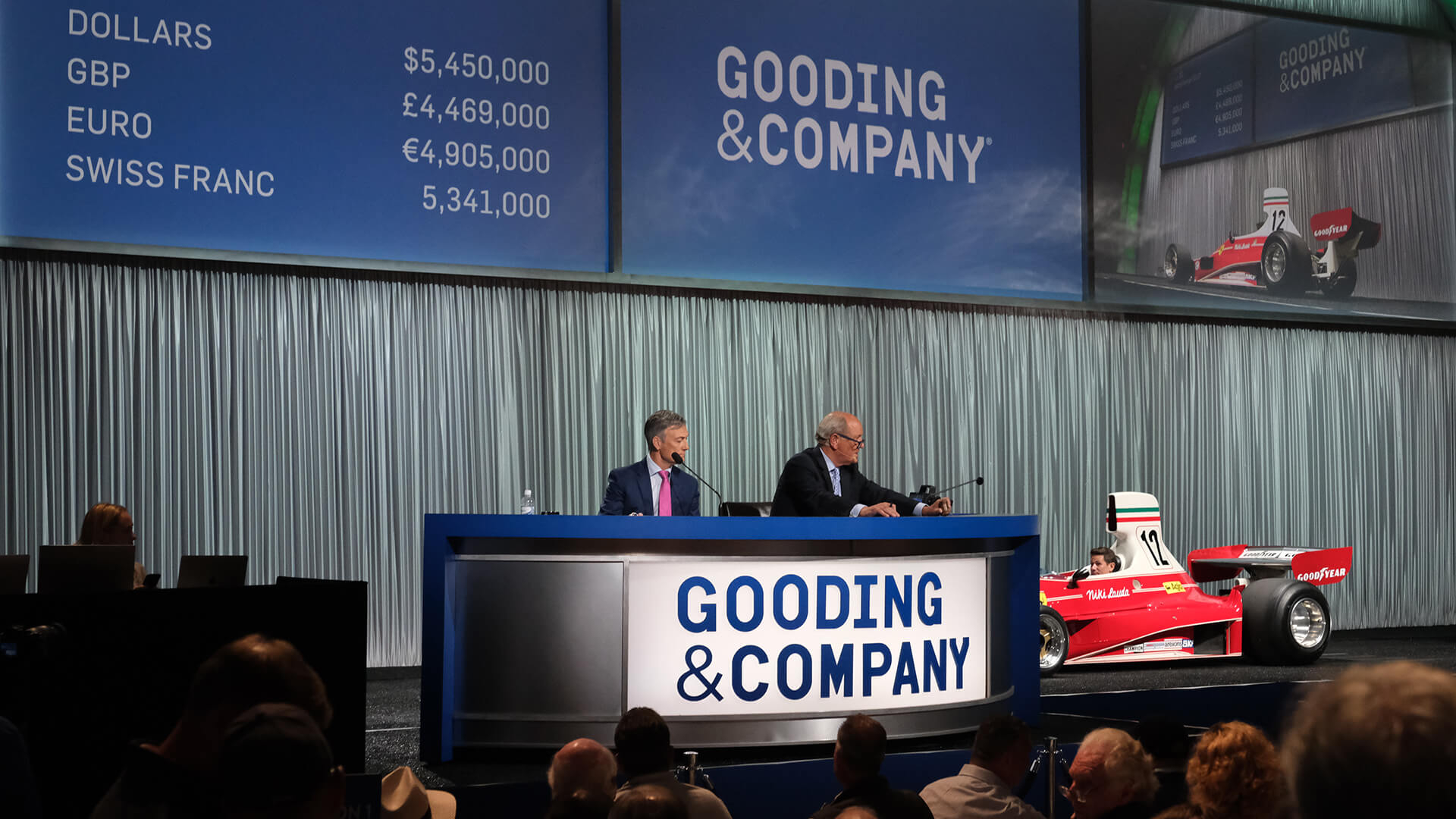 Day one for Gooding at Pebble Beach 2019