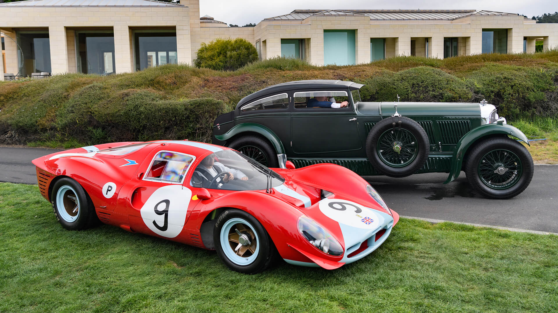 The 2019 Pebble Beach Concours d'Elegance