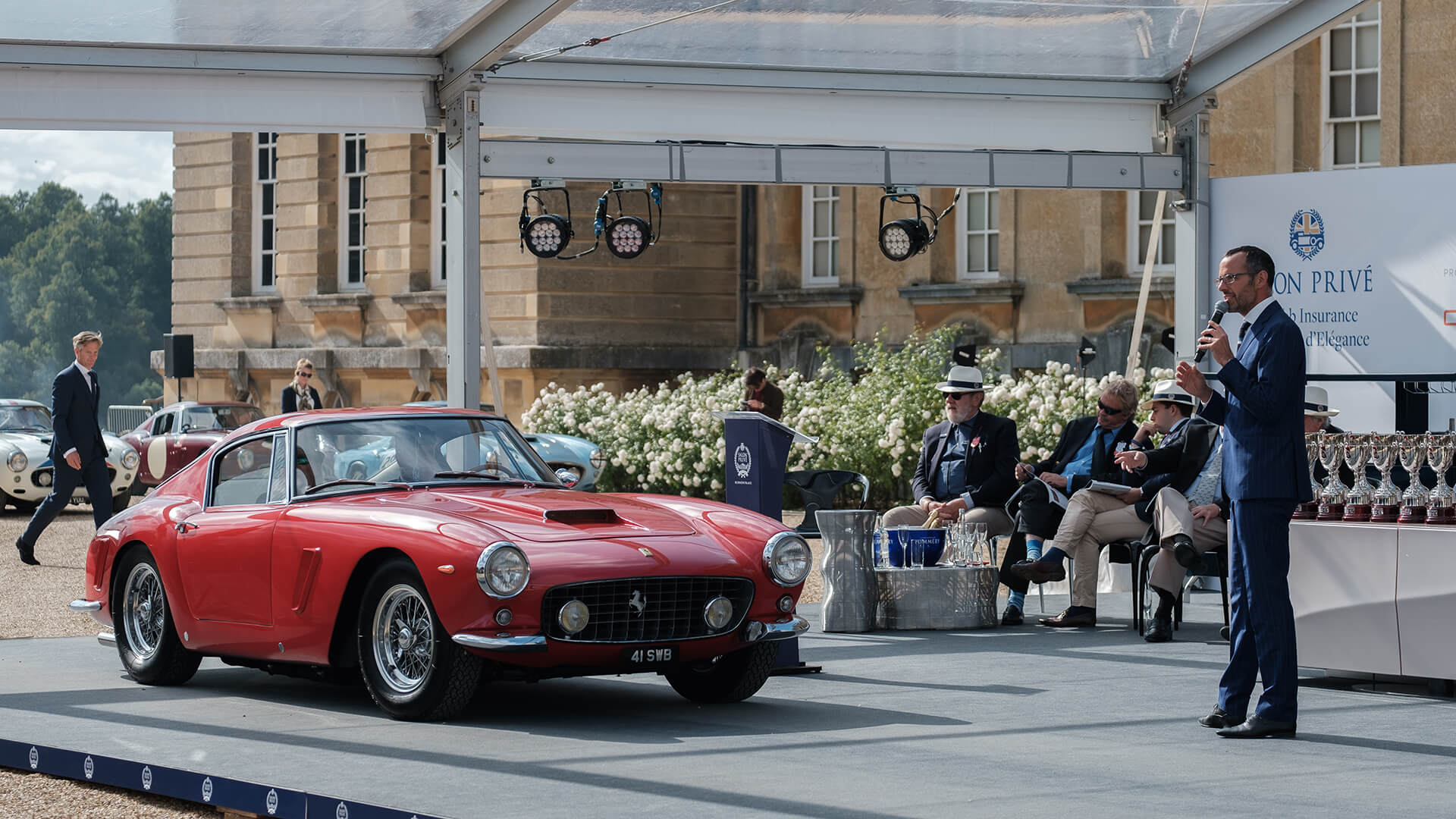 Salon Privé 2019: Bigger and better than ever
