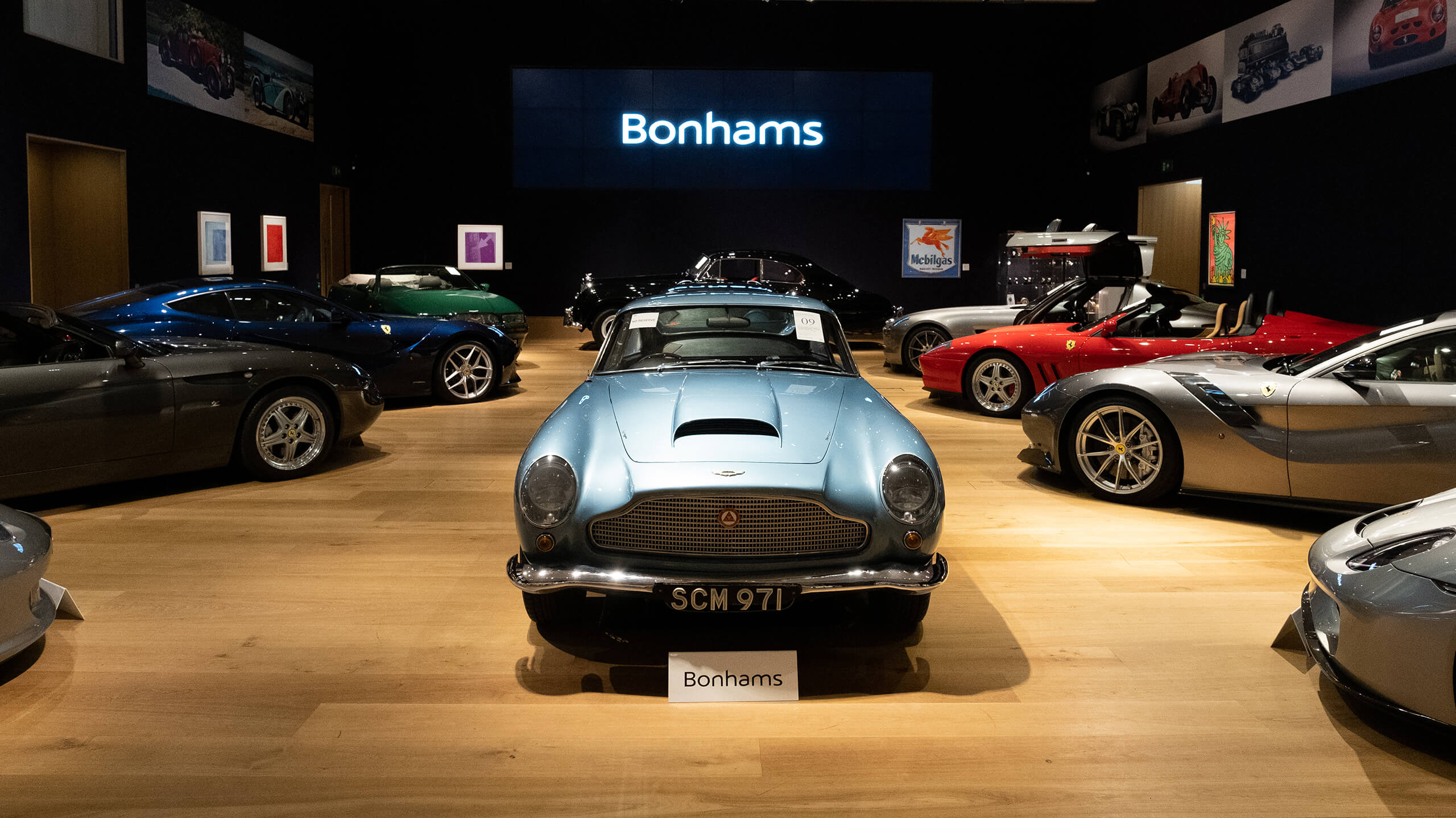 £2.367m DB4 GT Lightweight star of subdued Bonhams Bond St sale