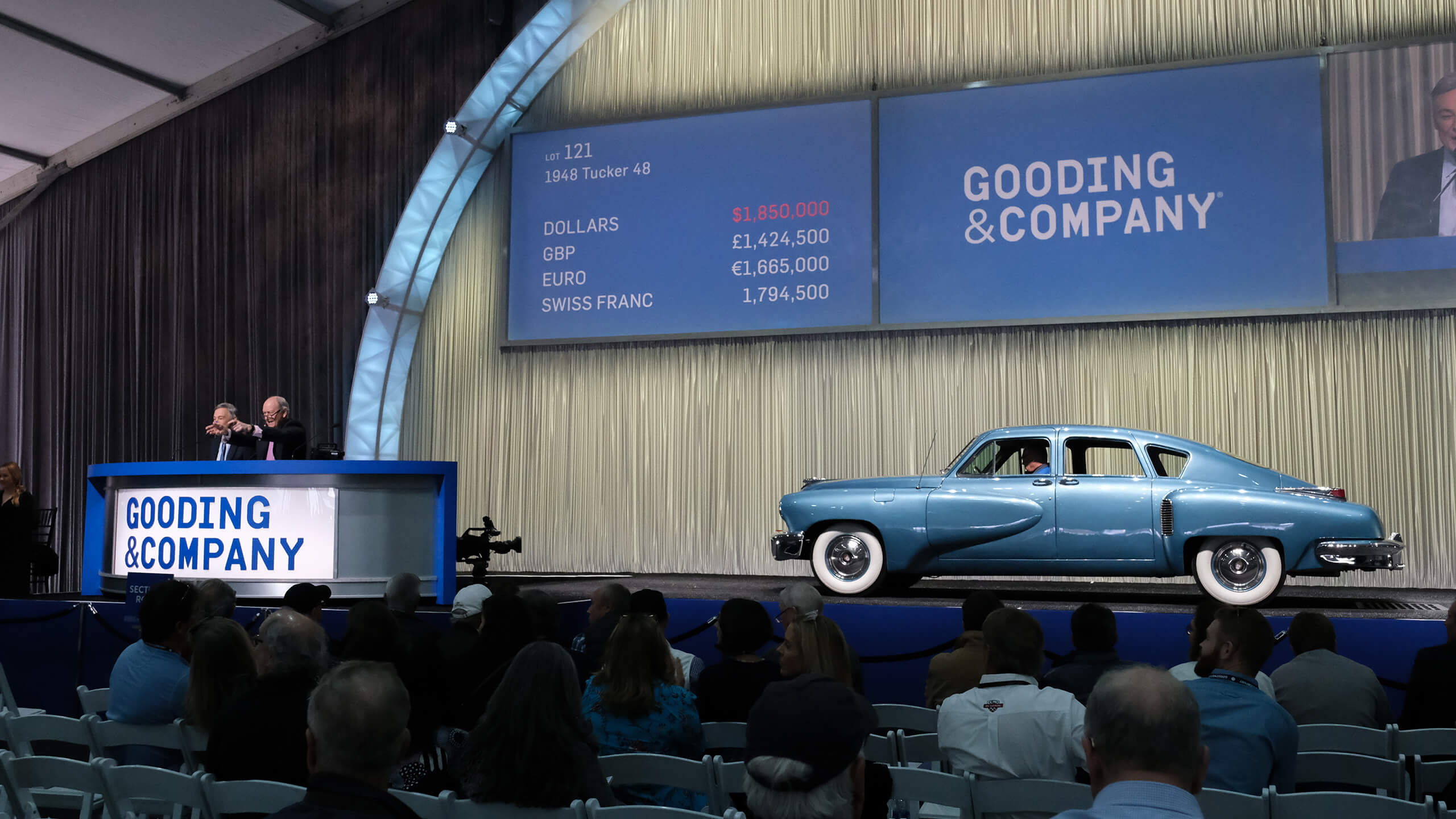 Scottsdale 2020: Day two for Gooding & Co