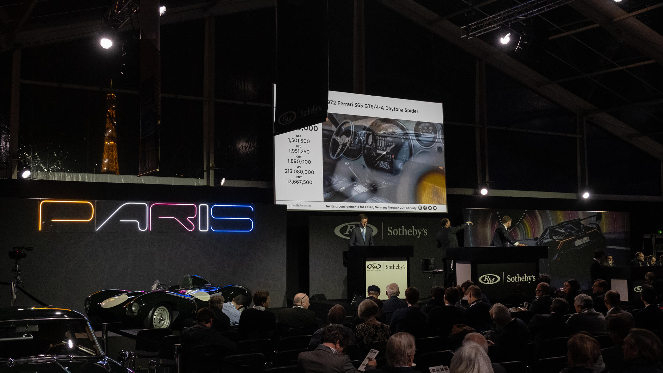2020 Paris sales: RM likely to top €16m