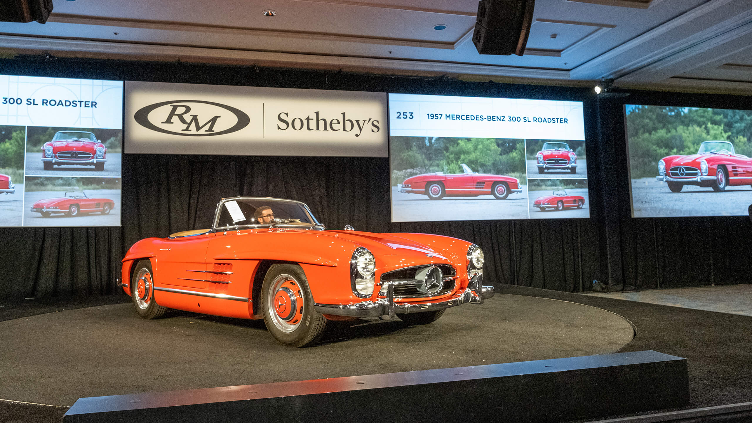 Amelia Island 2020: Day two for RM Sotheby's at the Ritz Carlton