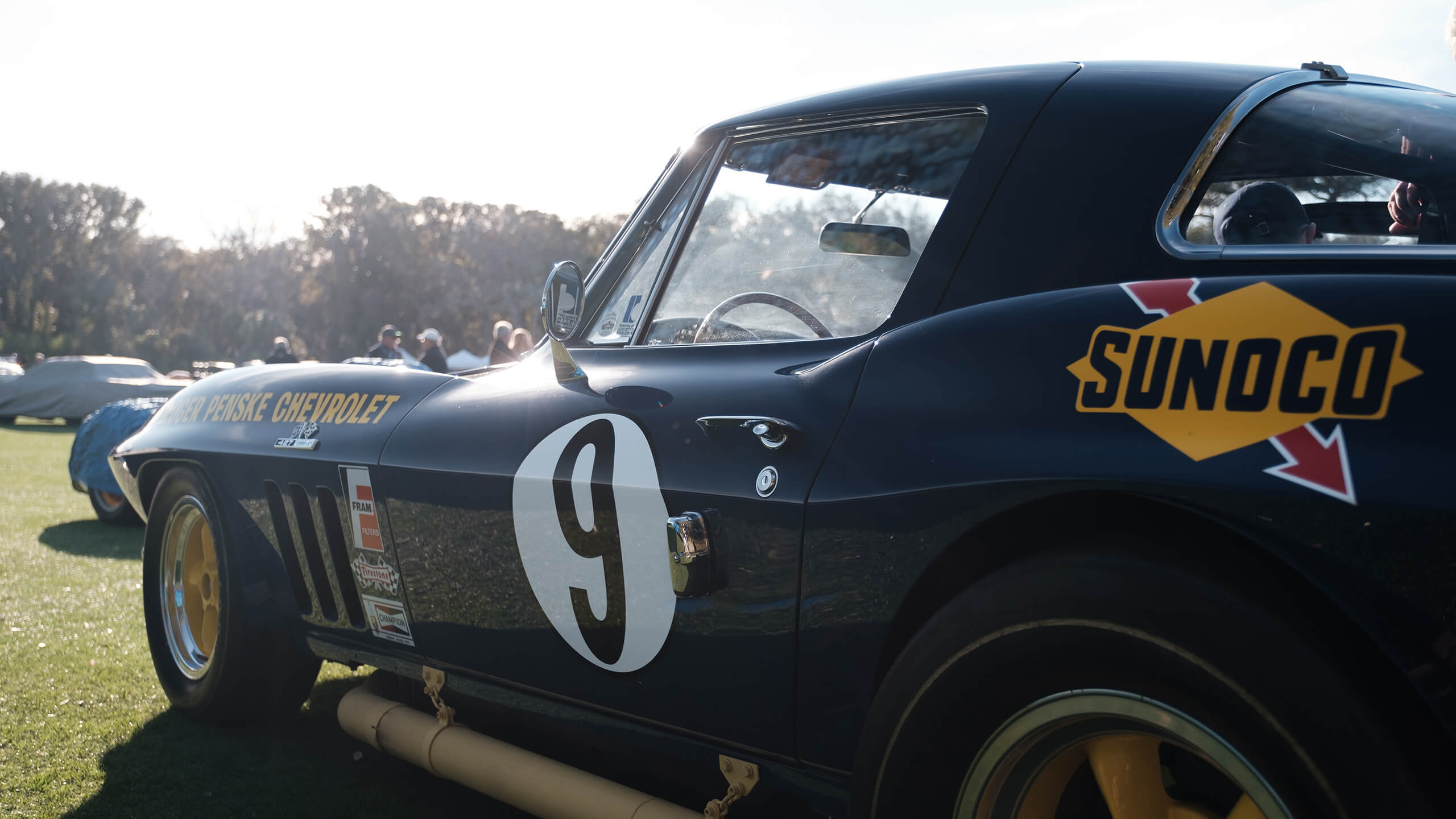 The Amelia Island Concours salutes The Captain