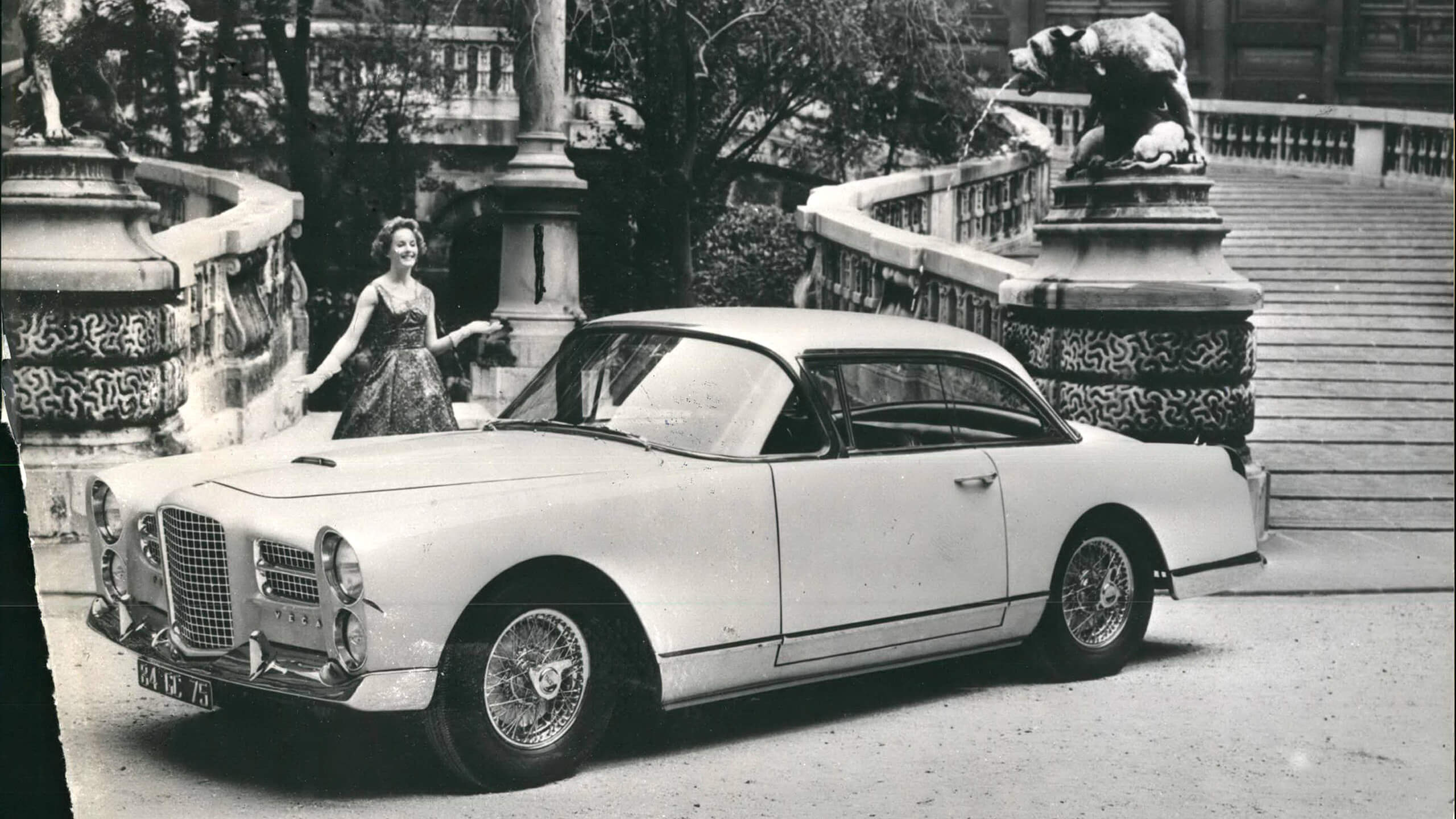 Style guru Stephen Bayley talks about the Facel Vega HK500