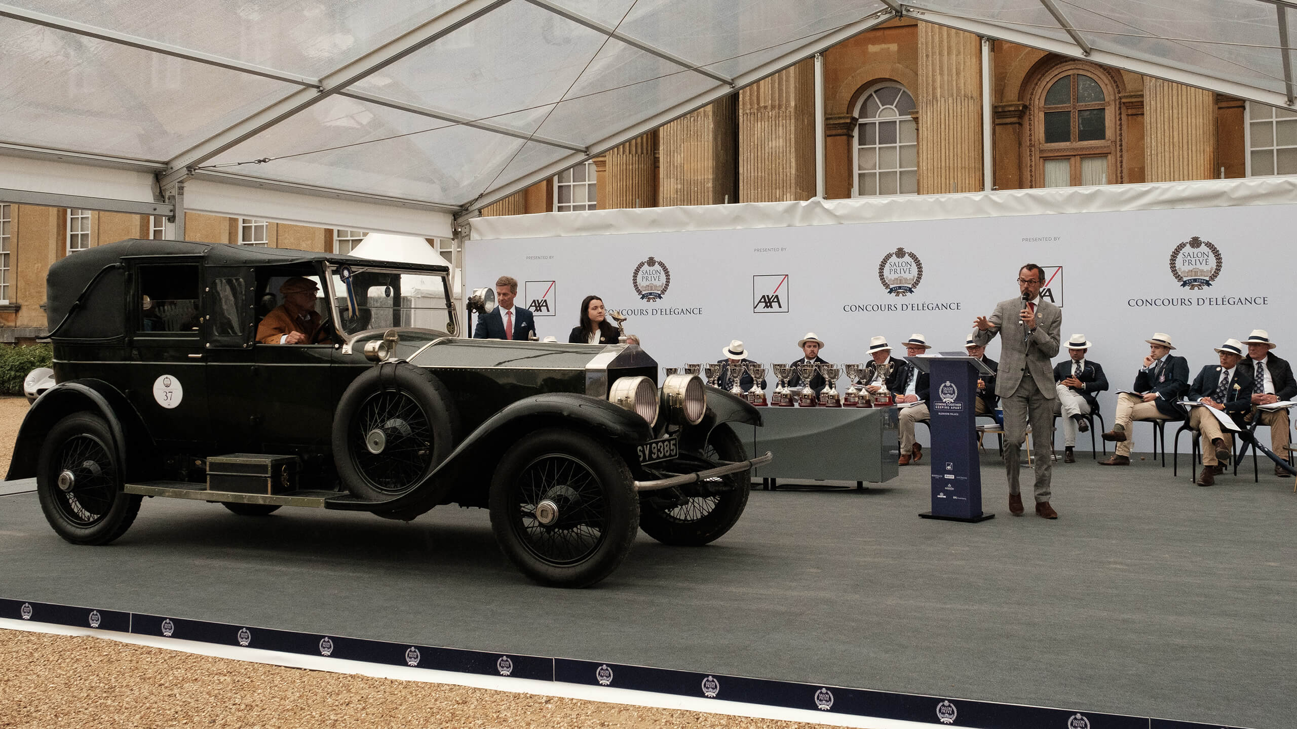 Salon Privé 2020: The show must go on...