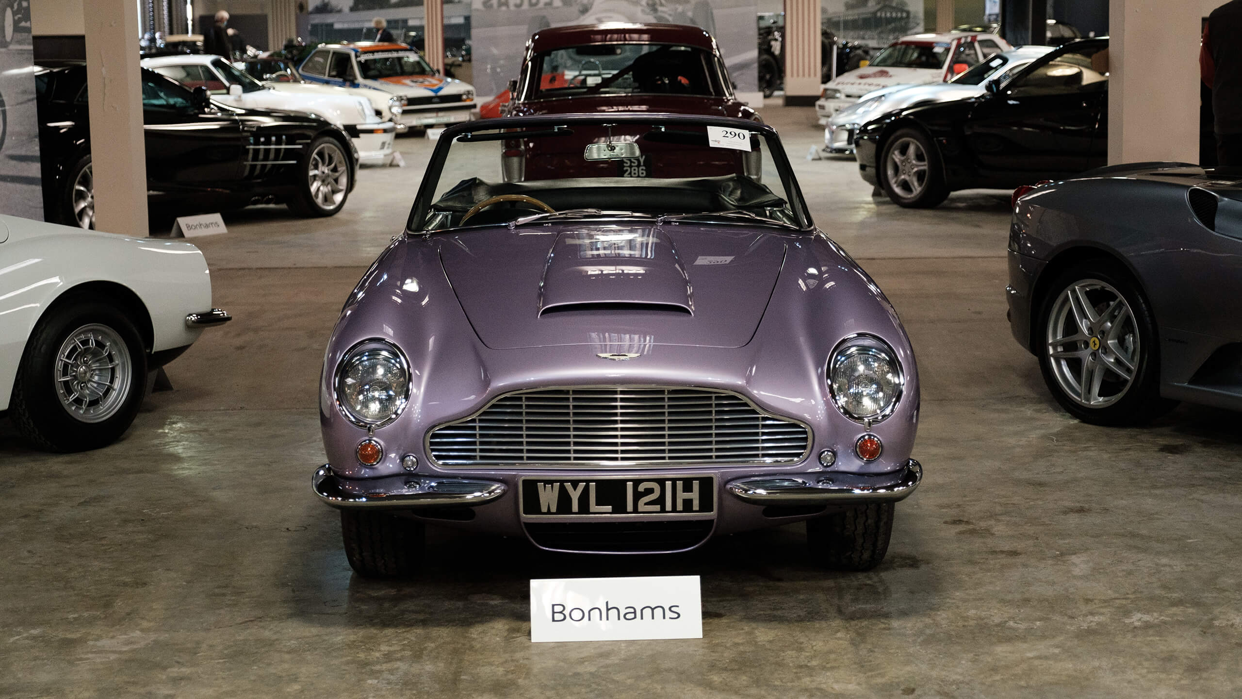 Bonhams' £5.3m 2020 Goodwood Speedweek sale