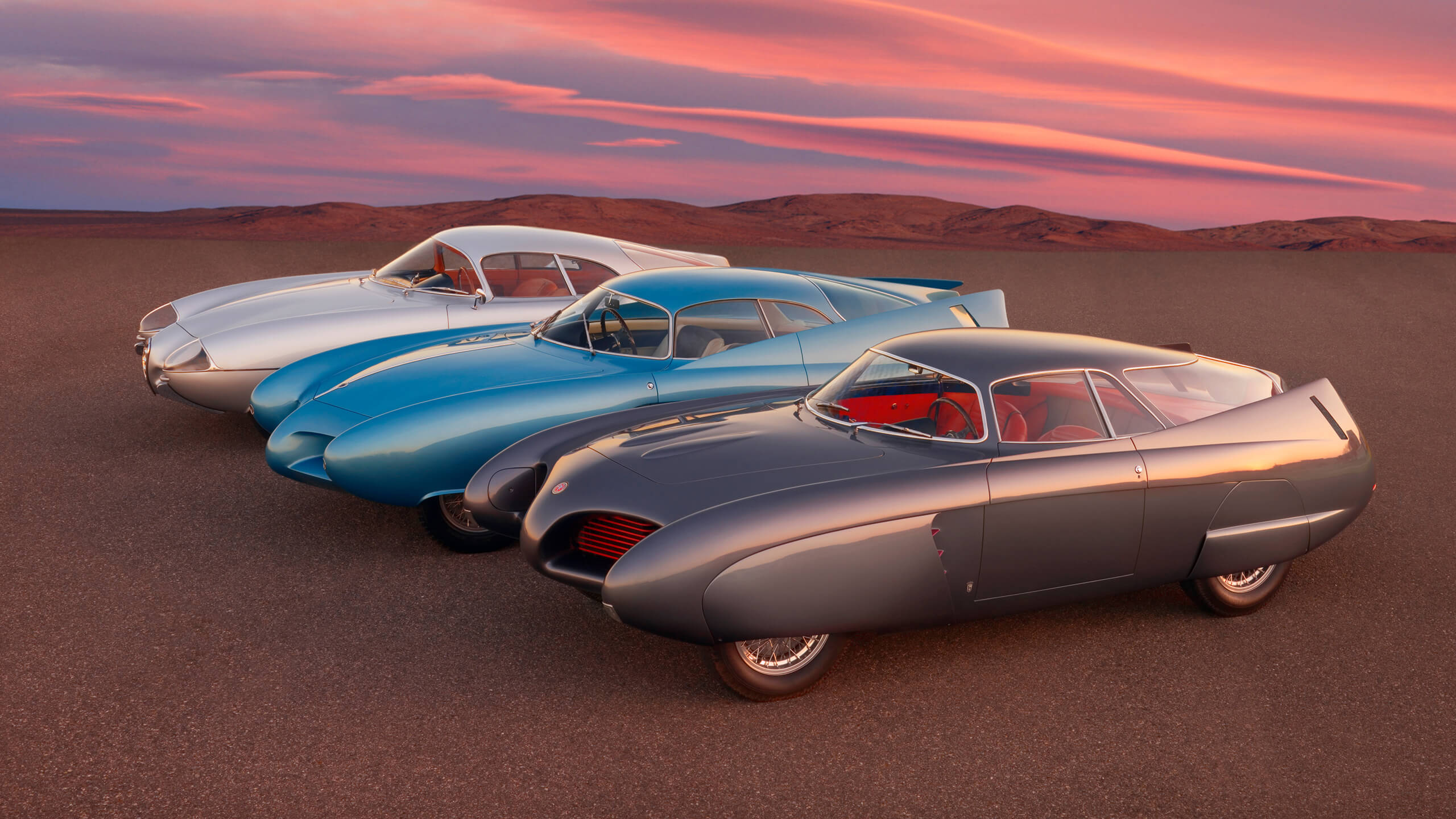 B.A.T. cars triptych sells for $14.8m