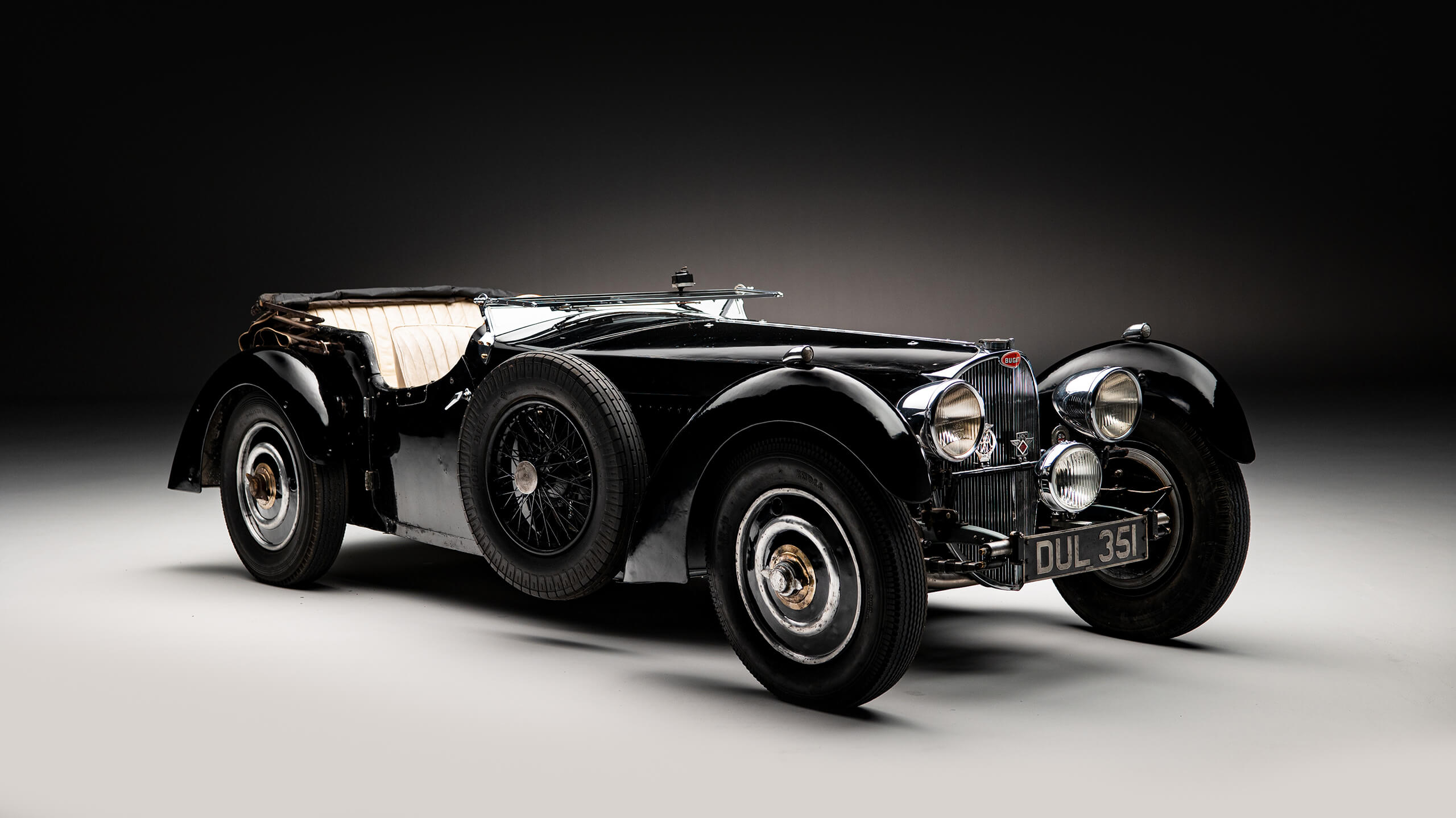 1937 Bugatti Type 57S sells for £4m at Bonhams' latest Bond St sale