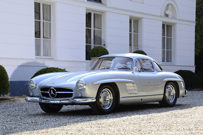 Mercedes-Benz 300 SL 'Gullwing' Alloy
