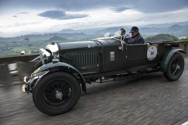 Bentley 4 1/2 Litre Blower