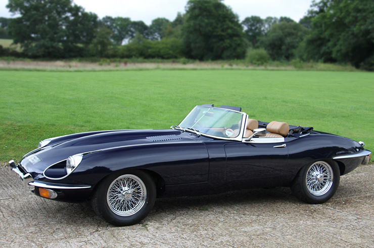 Jaguar E-type Series 2 4.2-Litre Roadster