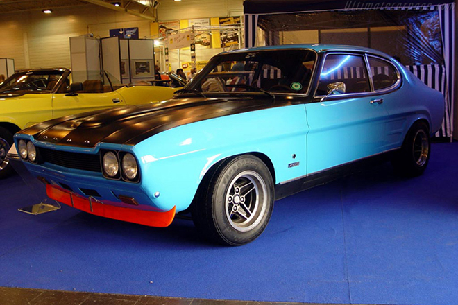 Ford (UK) Capri RS2600
