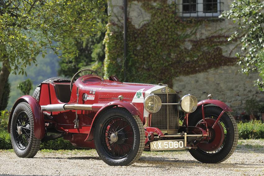 Alfa Romeo Rl Classic Cars Index K500