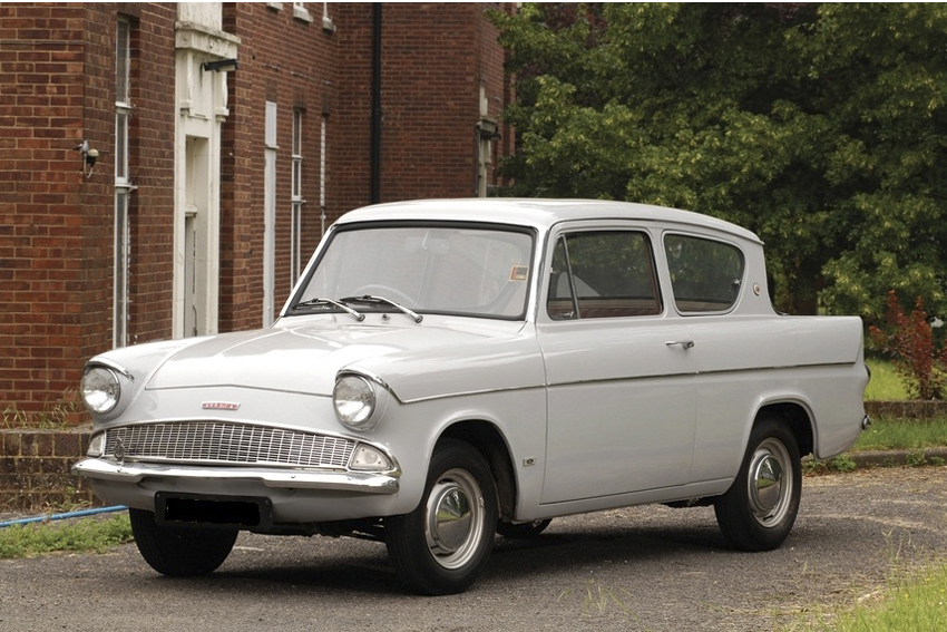 Ford (UK) Anglia