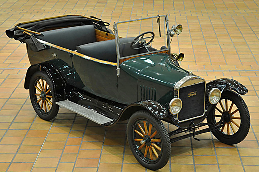 Ford (USA) Model T
