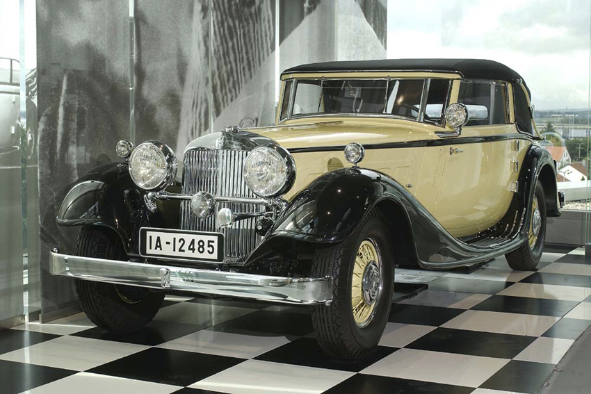 Horch 670