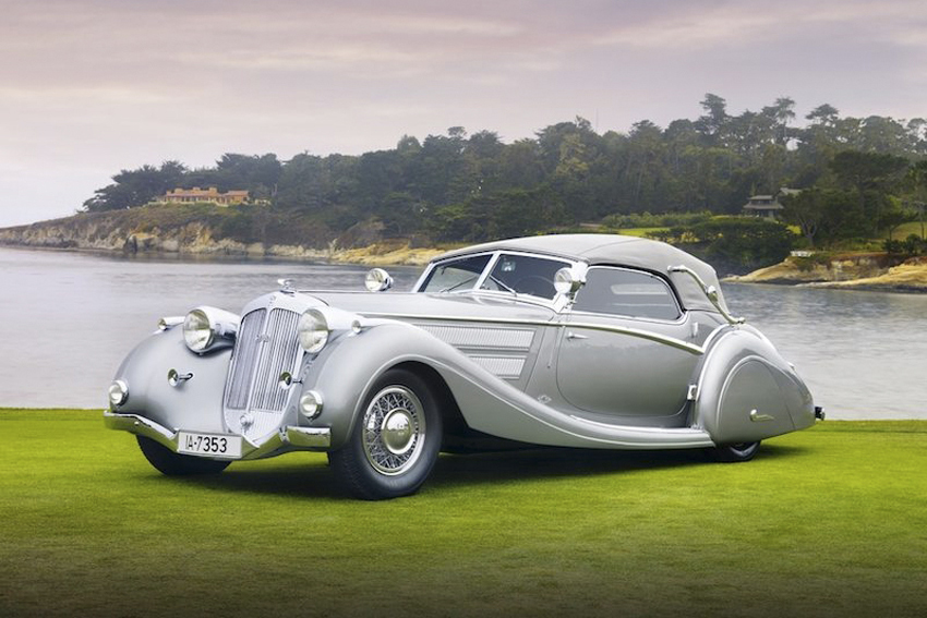 Horch 853 Classic Cars Index – K500